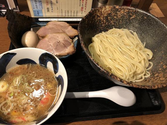 三ツ矢堂製麺のマル得つけ麺がゆず風味でさっぱりうまい!つけ麺好きにおすすめ!