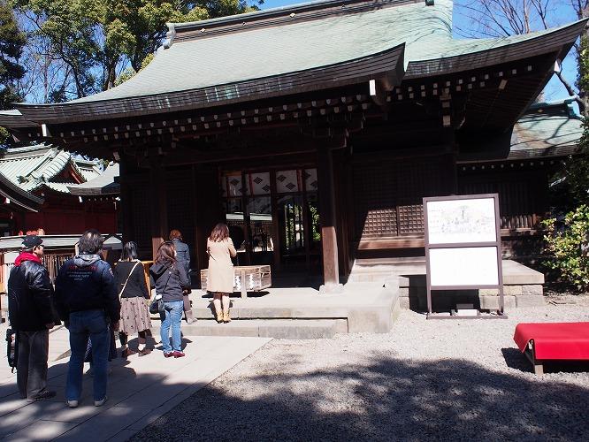 川越氷川神社の魅力