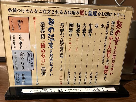 三ツ矢堂製麺の注文方法