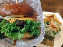 川越「ばぁ~ぐば~ぐ」のハンバーガー