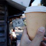 川越観光の途中で立ち寄りたい「豆蔵」は一息できるコーヒースタンド