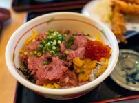 川越卸売市場にある「食堂 花いち」のわがまま丼が新鮮で美味しい!