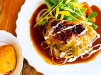 dining kitche LIFEのロールキャベツ