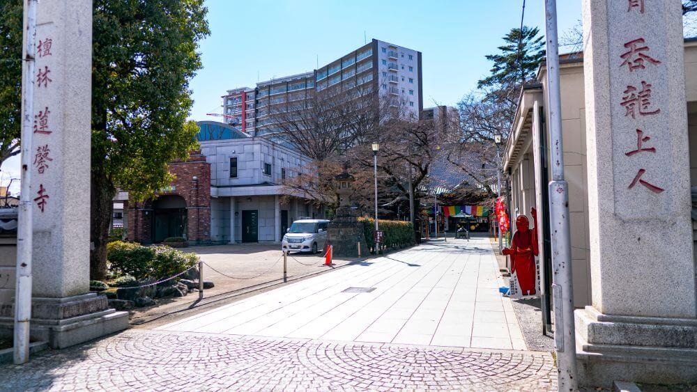 川越蓮馨寺